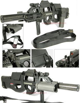 "Beberapa Senjata Yang Ada di ""Point Blank"""