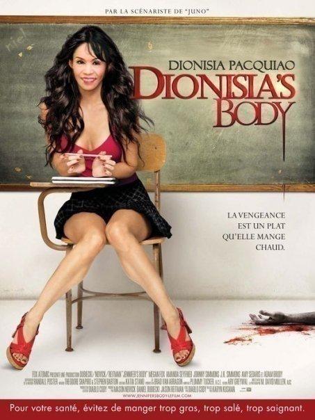 Dionesia's Body