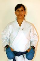 Rayane Ferreira, atleta da Universidade Católica de Brasilia
