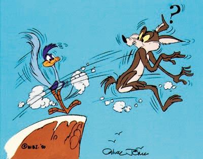 Wile E. Coyote