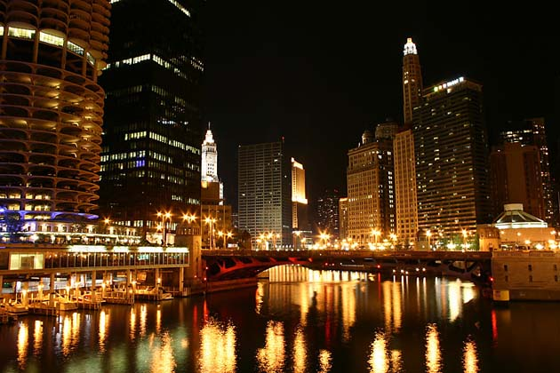 The Beautiful City of Chicago
