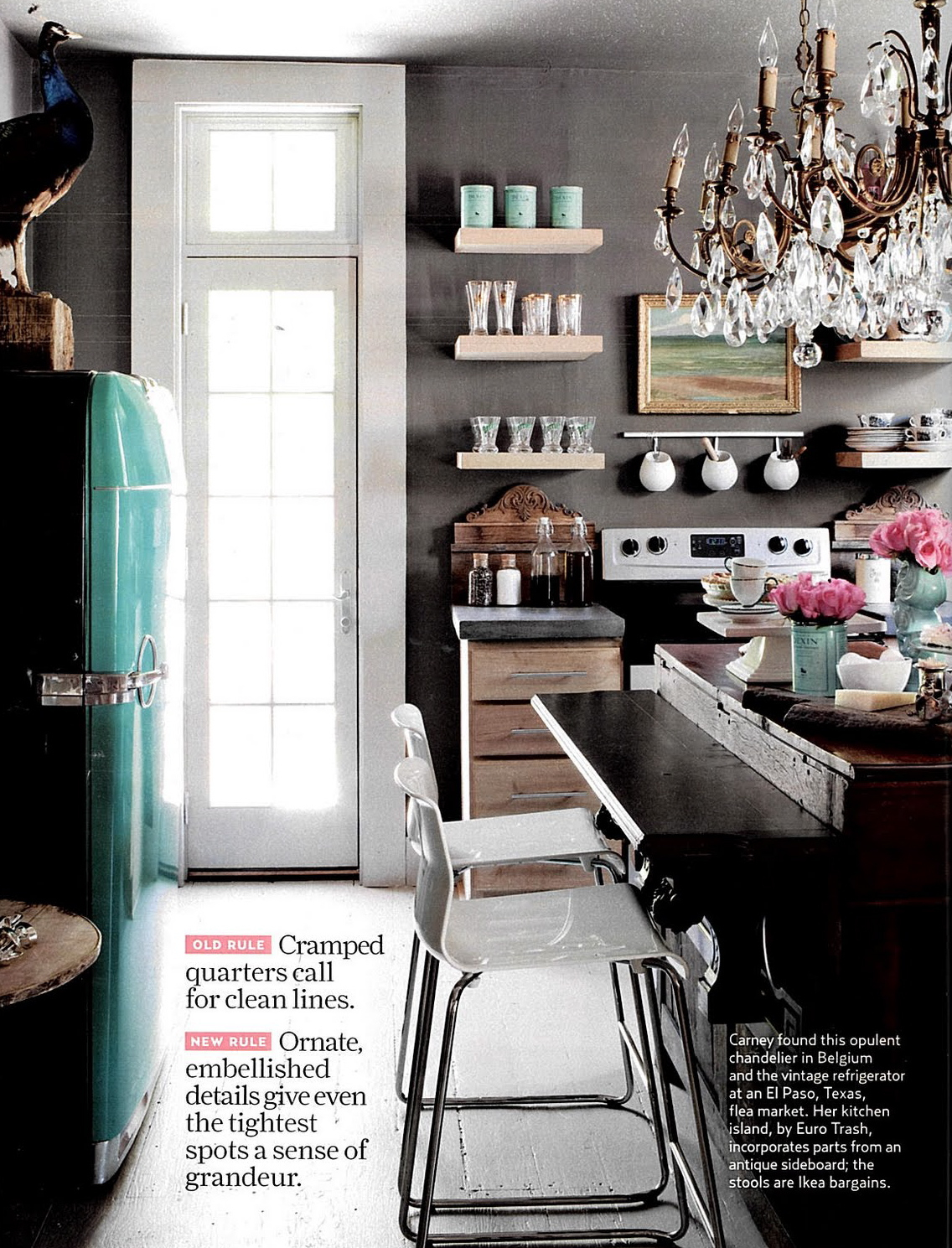 Alkemie New Rules For Small Space Decorating A 1 000