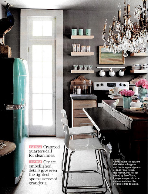Alkemie New Rules For Small Space Decorating A 1 000 Square Foot Parisian Hideaway In Illionois