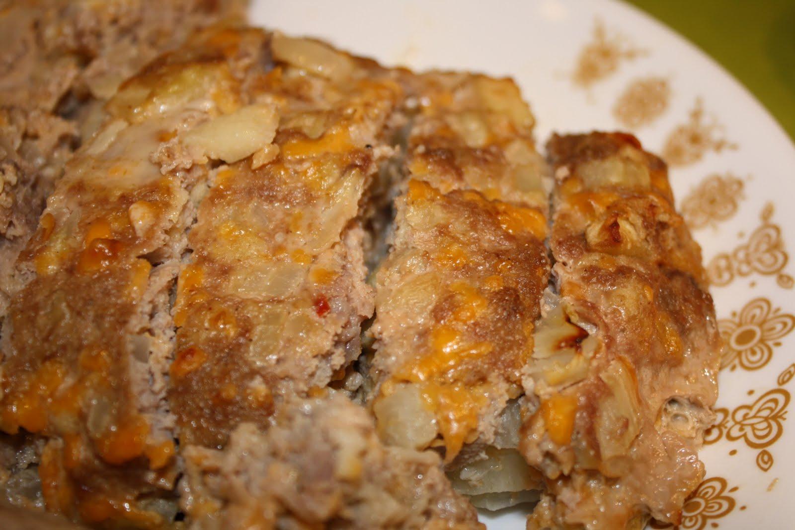 Nostalgic Nosh: Fennel and Apple Meatloaf