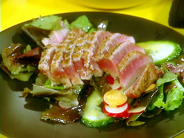 ahi appetizer recipe tuna