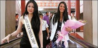 Miss World 2009 Berburu Perak Bali