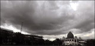 Hujan Masih Berlanjut Akibat Anomali Cuaca