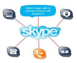 Skype Update iPhoneApp dengan Fitur Multitasking