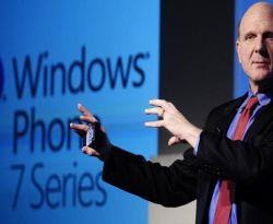 Karyawan Microsoft Dibagikan Windows Phone 7