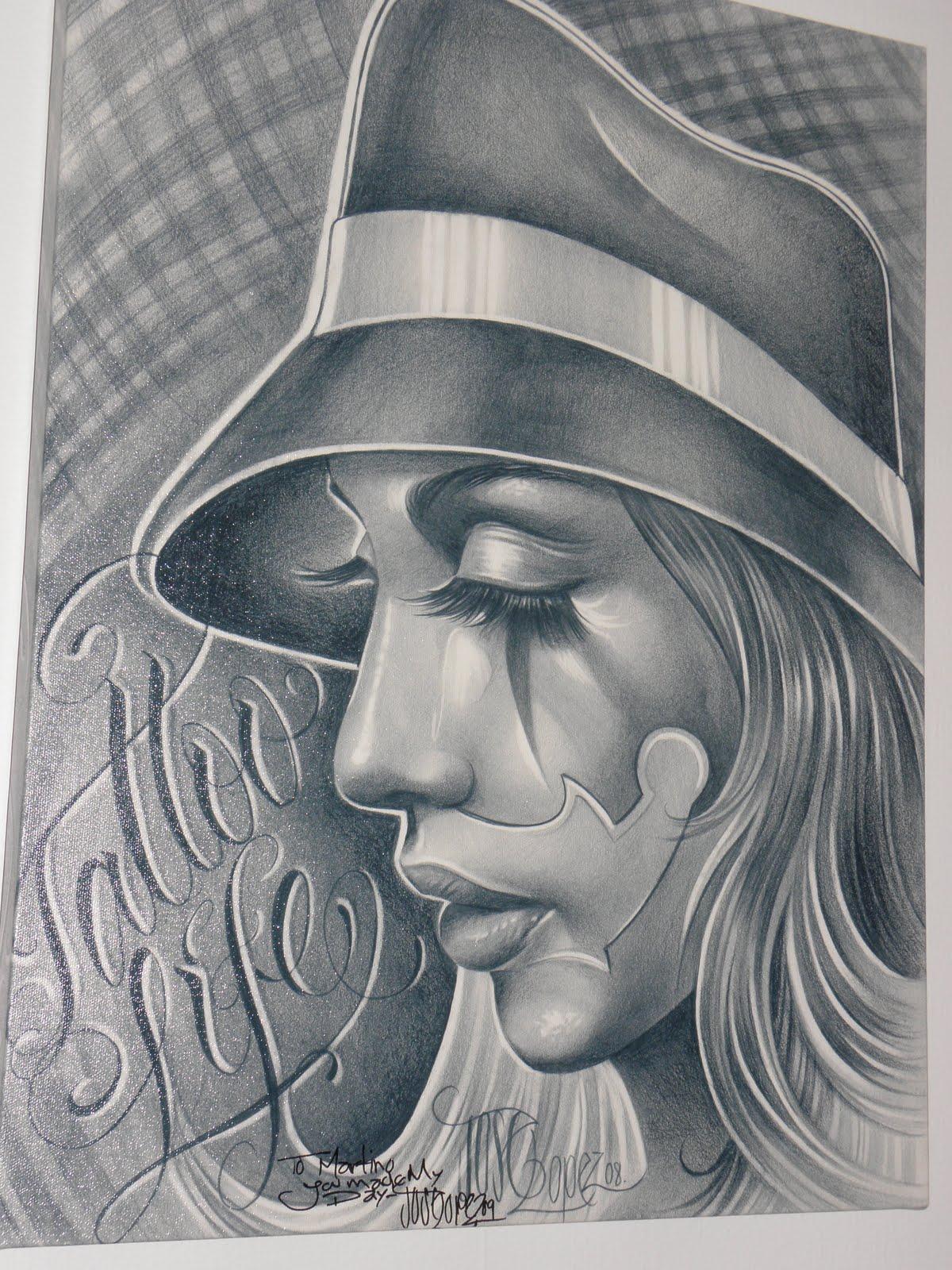 zenachopper: José Lopez Art