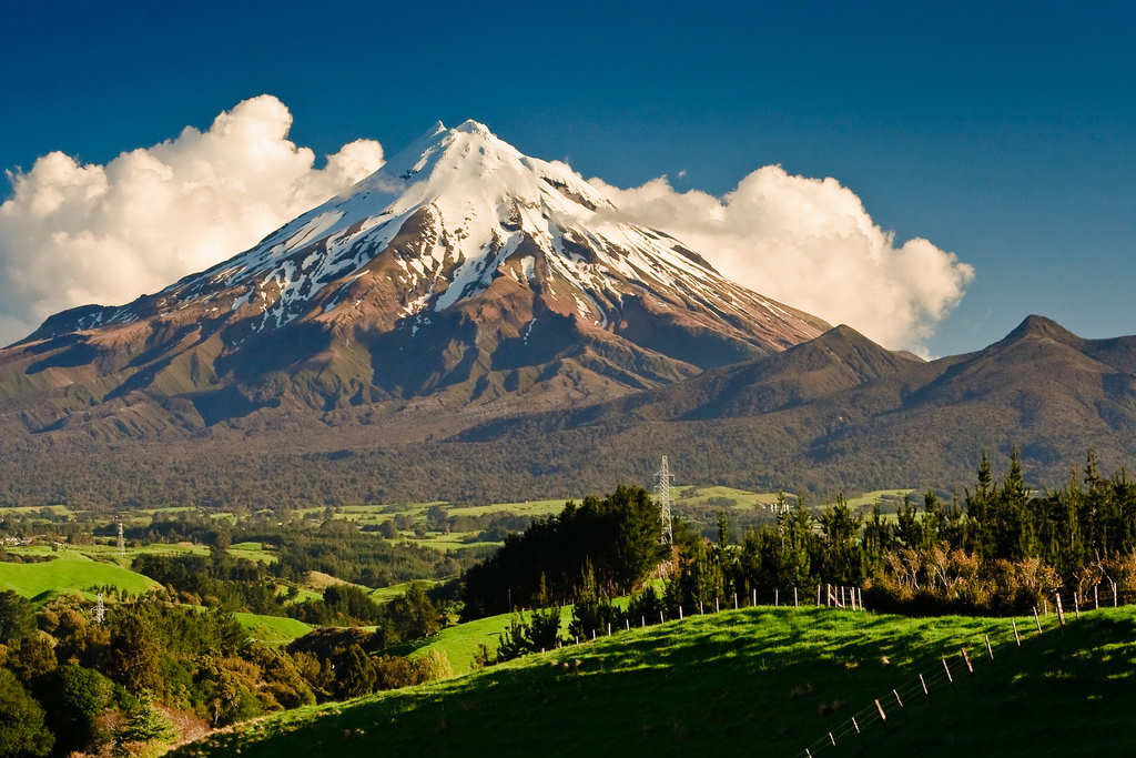 Mount Taranaki New Zealand  city photos gallery : Mount Taranaki, New Zealand