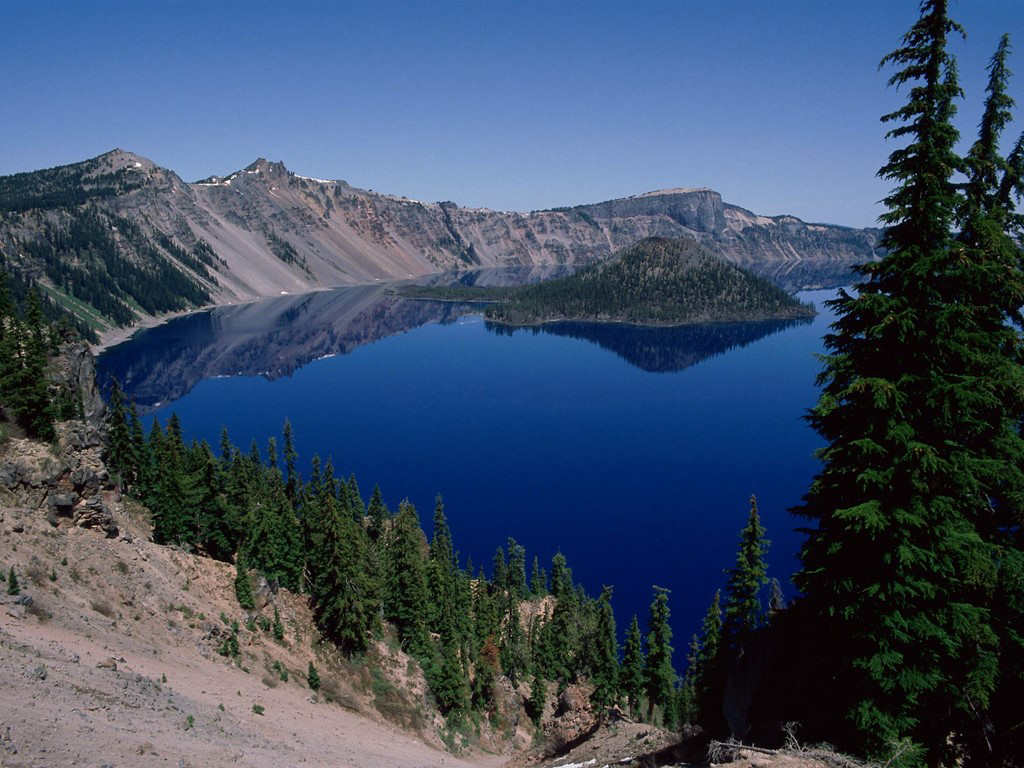 crater lake wallpapers | mega wallpapers