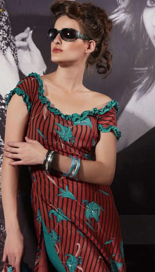 Indian Models In Salwar Kamiz