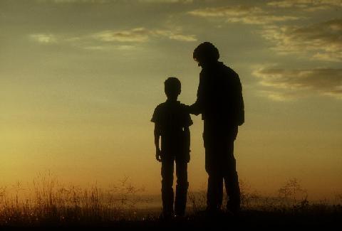 LA RELACIÓN ENTRE PADRE E HIJO EN LA INFANCIA