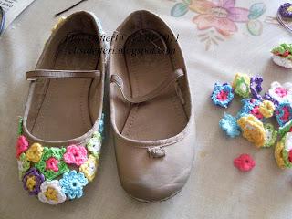 ayakkabı yenileme örneği