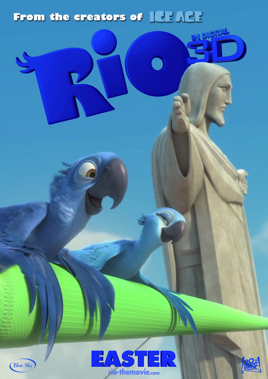 Rio is an upcoming 2011 3D