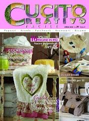 Rivista cucito creativo Ogni mese