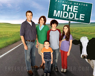 The Middle, Modern Family and Cougar Town