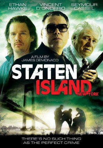 Staten Island Dvd Cover