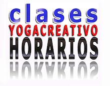 HORARIOS CLASES OCTUBRE!
