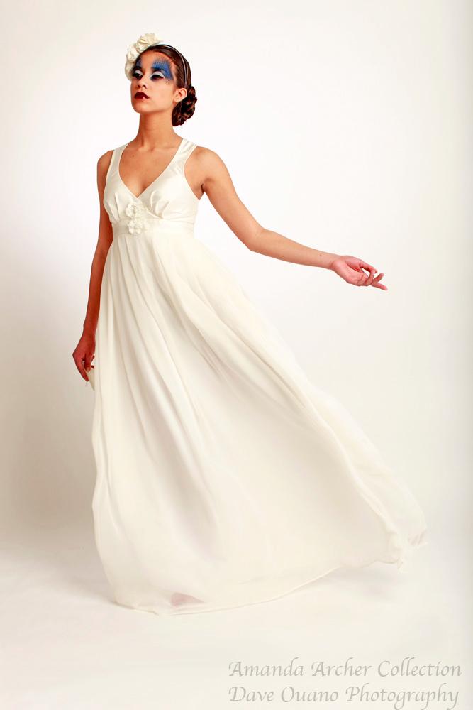 independent designer ballerina bride