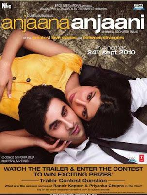 Anjaana Anjaani bollywood film