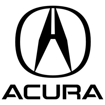 History Of All Logos Acura History