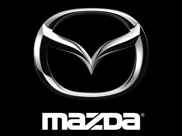 Starting With M Mazda Logo