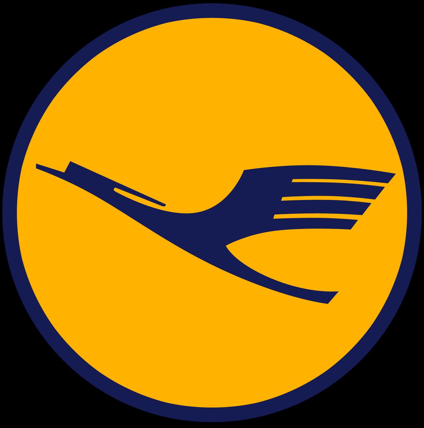 History of All Logos: All Lufthansa Logos