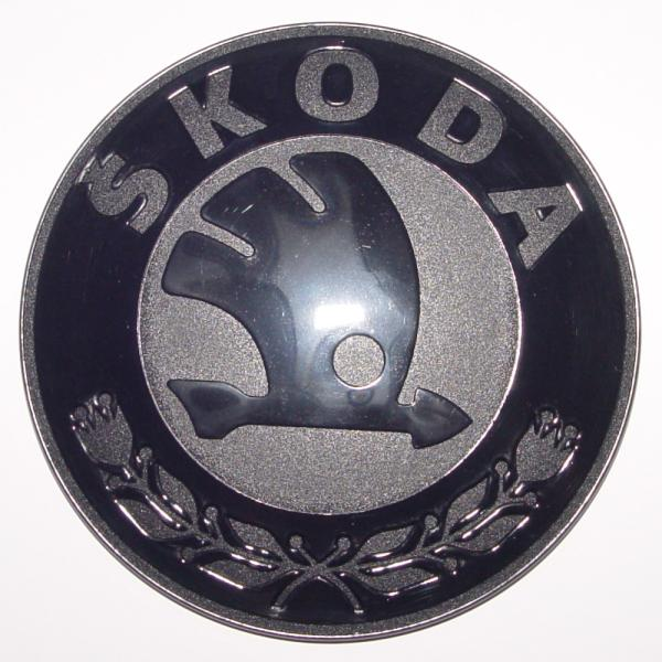 history of all logos all skoda logos. Black Bedroom Furniture Sets. Home Design Ideas