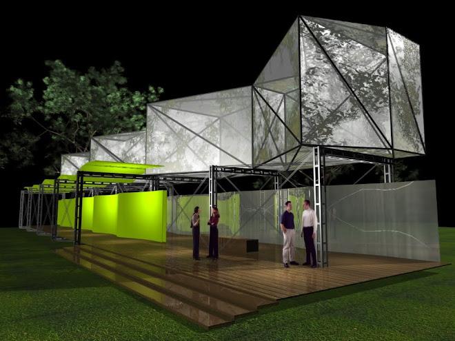Arquitecto nicolas pablo lopez for Construcciones efimeras