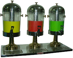 Juice Dispenser 3 Tabung (manual)