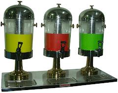 Juice Dispenser 3 Tabung (manual)
