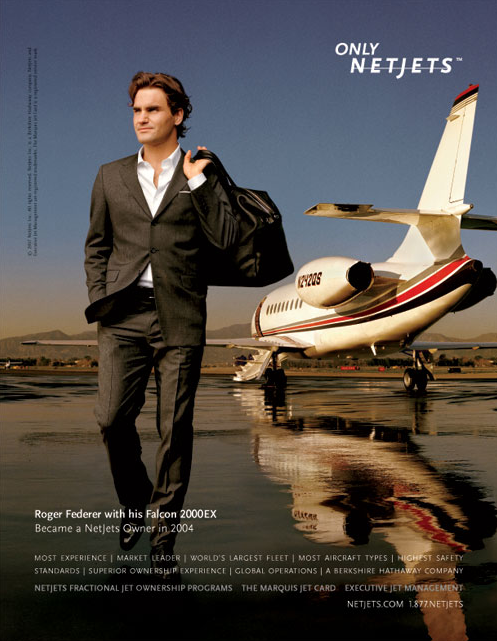 Roger-Federer-Netjets-ad-Falcon-200EX