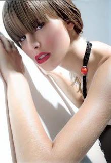 Fashion Model Patricia