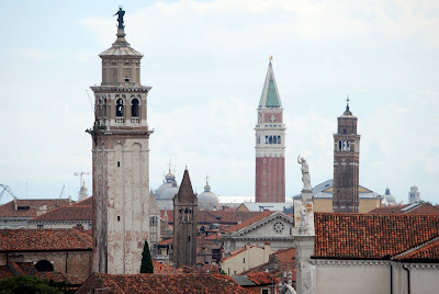 Venezia: campanili