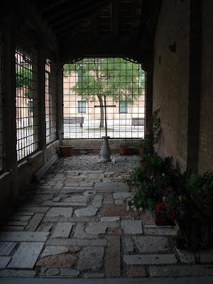 Portichetto Chiesa di San Nicolò dei Mendicoli