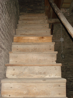 Scale Campanile San Nicolò dei Mendicoli
