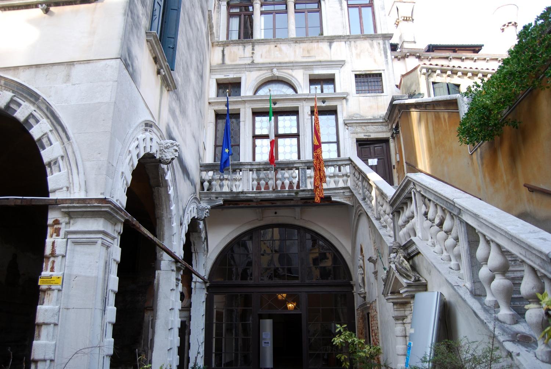Palazzo Grimani di San Luca Terra di Palazzo Grimani