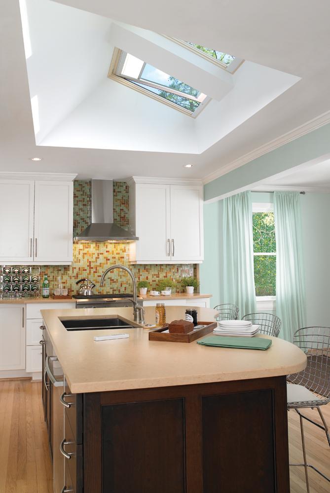 Skylights for homes for Skylight home