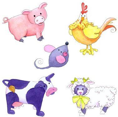 Imagenes de animales infantiles para imprimir - Fotos de animales infantiles ...