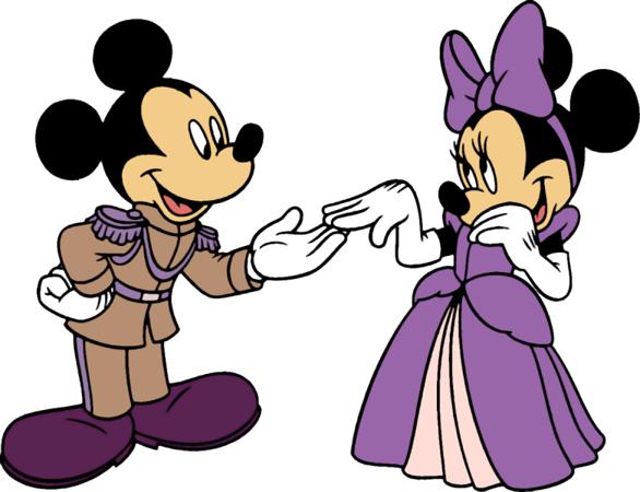 mickey y minnie mouse merendando imprimir mickey y minnie mouse