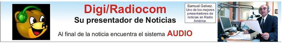 Presentador de Noticias DigiRadiocom