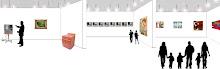 Obras de Artistas tucumanos en muypreciosa salas 1, 2 y 3 de su gran vidriera virtual