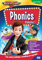 rock n learn phonics dvd cover