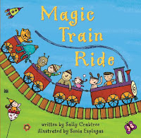 magic train cover