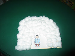 Igloo Lap Book