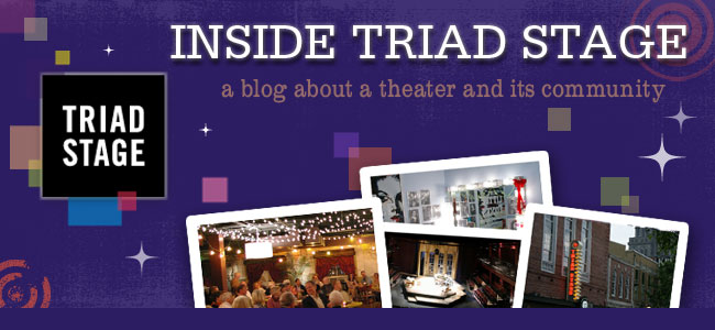 Inside Triad Stage