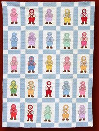 Overall Bill Quilt