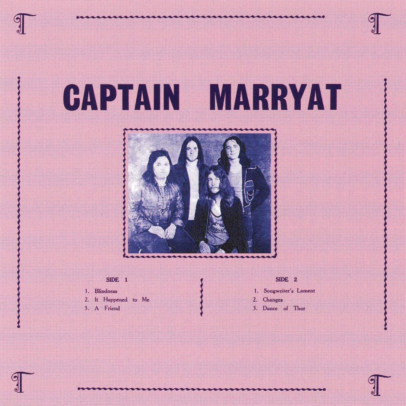 ESTOY ESCUCHANDO... (IX) Captain+Marryat+-+Front